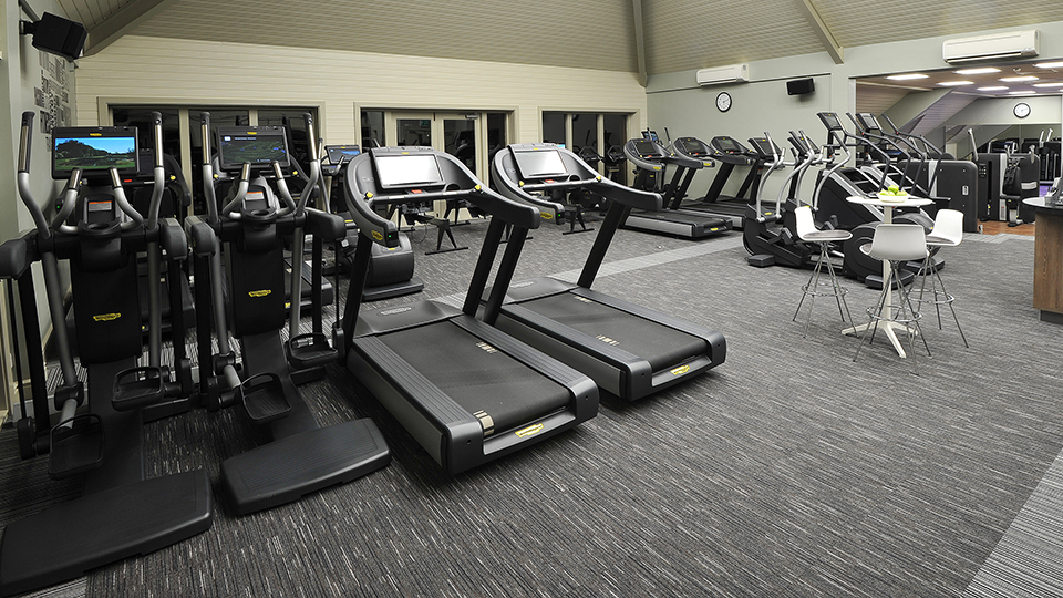 Witney Lakes Resort gym
